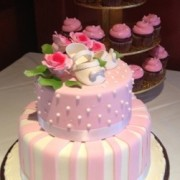 Baby Shower and Cupcakes