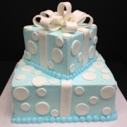 Square Tiffany Blue