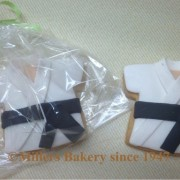 Karate Shirt Cookies