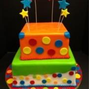 Colorful Child's Birthday