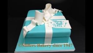 Bridal Engagement Tiffany Box