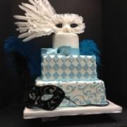 Sweet 16 With Blue Diamond