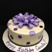 Shiny Lavender Ribbon
