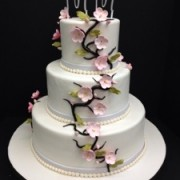 Summer Wedding Cakes