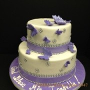 Lavender With Bling