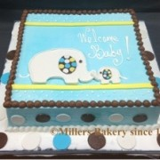 Baby Elephant Baby Shower