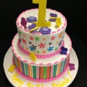 Whimsical First Birthday