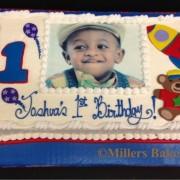 Baby Bear 1st Birthday