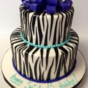Sweet 15 Zebra