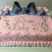 Half Sheet Baby Shower