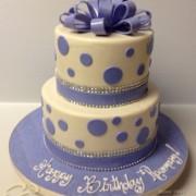 Shimmery Lavender