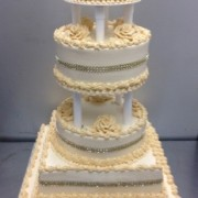 Gold & Bling Wedding