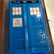 Dr Who Time Machine
