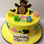 Baby Bear Baby Shower