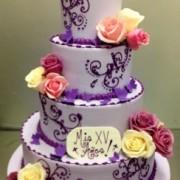 Soft Lavender Wedding