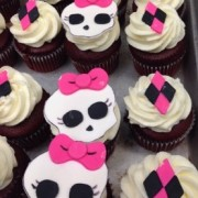 Monster 's High Cupcakes