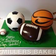 Multi Sport Child's Birthday