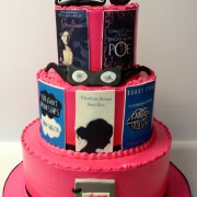 Favorite Book Themed Sweet 16