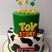 Toy Story Two Tier