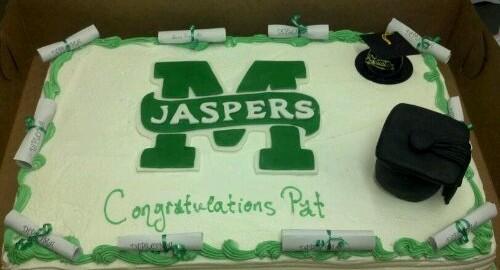 Manhattan Jasper's Graduation