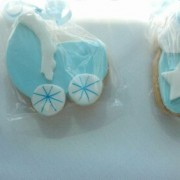 Assorted Baby Shower Cookies