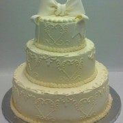 Updated Classic Wedding Cake