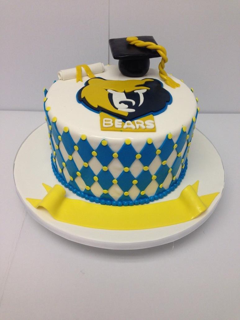 Graduation Cake Images
