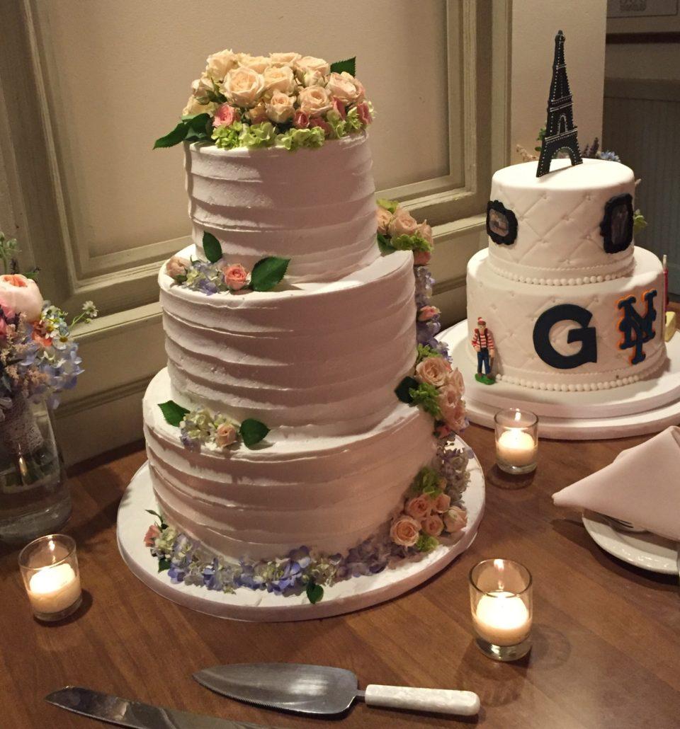 Custom Wedding Cakes Millers Bakery