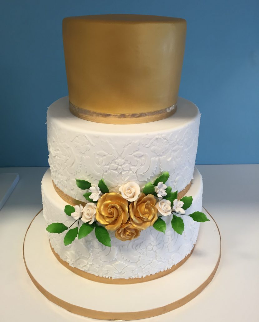 Custom Wedding Cakes Millers Bakery
